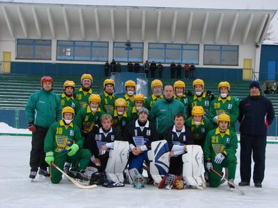 Команда «Водник», сезон 2006-2007