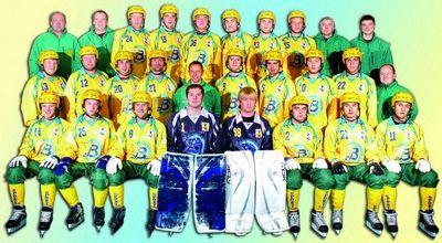 Команда «Водник», сезон 2008-2009