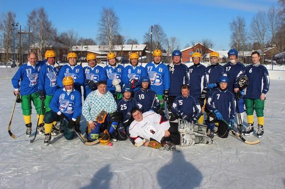 Во благо русского хоккея!